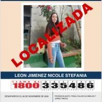 Localizan a Nicole León, adolescente reportada como desaparecida en Pisulí, norte de Quito