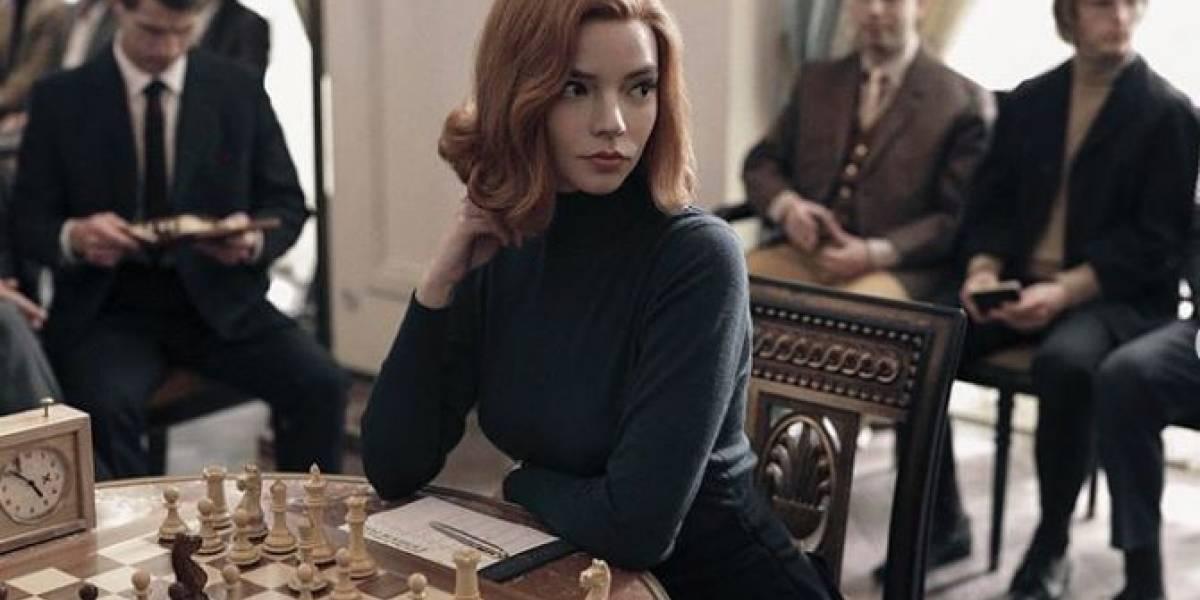 """Anya Taylor-Joy desea protagonizar una segunda temporada de """"Gambito de Dama"""""""