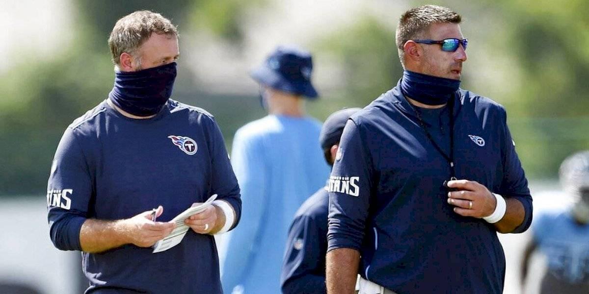Equipos de la NFL entran en protocolo de COVID-19