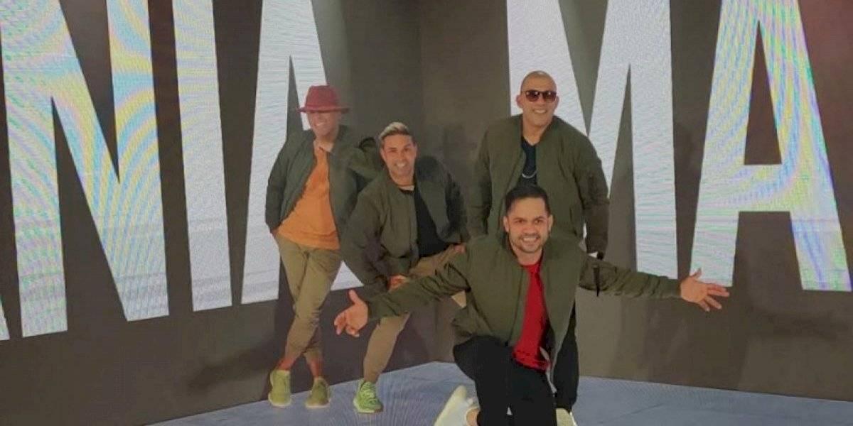 """Grupo Manía lanza su tema """"La nena"""""""