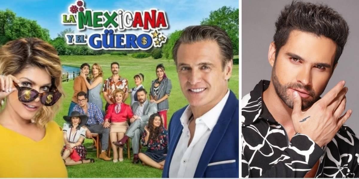 Revelan quién reemplazará a Eleazar Gómez en La Mexicana y el Güero