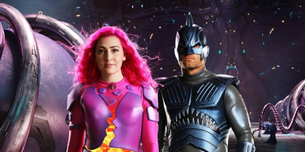 We Can Be Heroes: Salen a la luz las primeras imágenes de cómo lucen Sharkboy y Lavagirl adultos