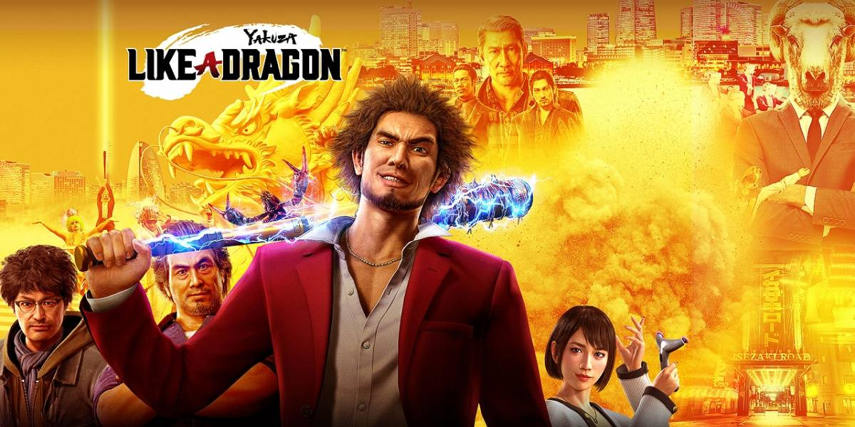 Yakuza Like a Dragon review: la belleza del bajo mundo [FW Labs]