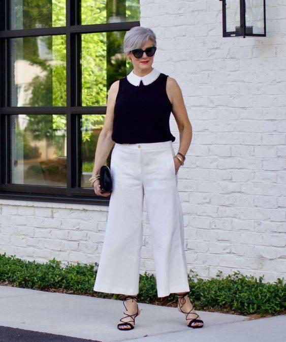 Pantalones mujeres 50