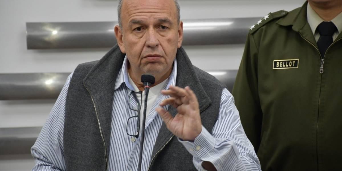 Bolivia presenta demanda contra exministro de Migración