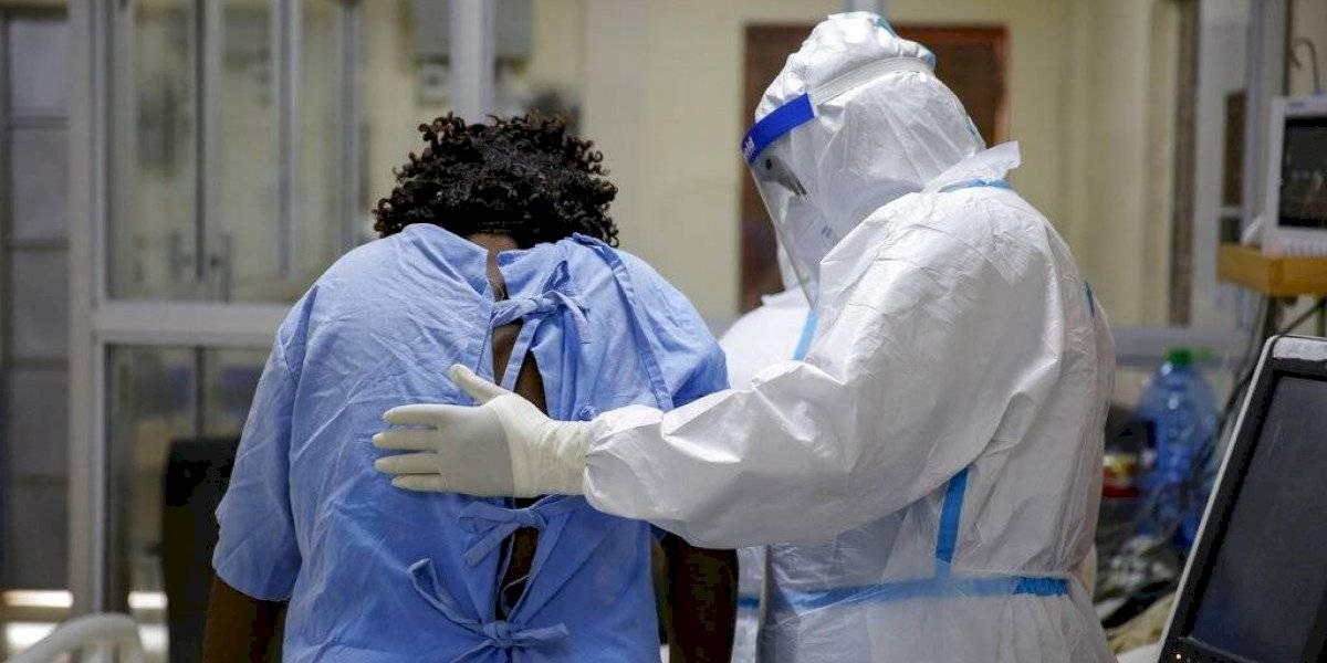 África supera los 2 millones de casos de coronavirus