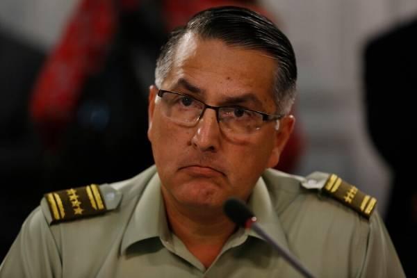 Una salida que se pidió en reiteradas ocasiones: las polémicas que marcaron el mandato de Mario Rozas en Carabineros
