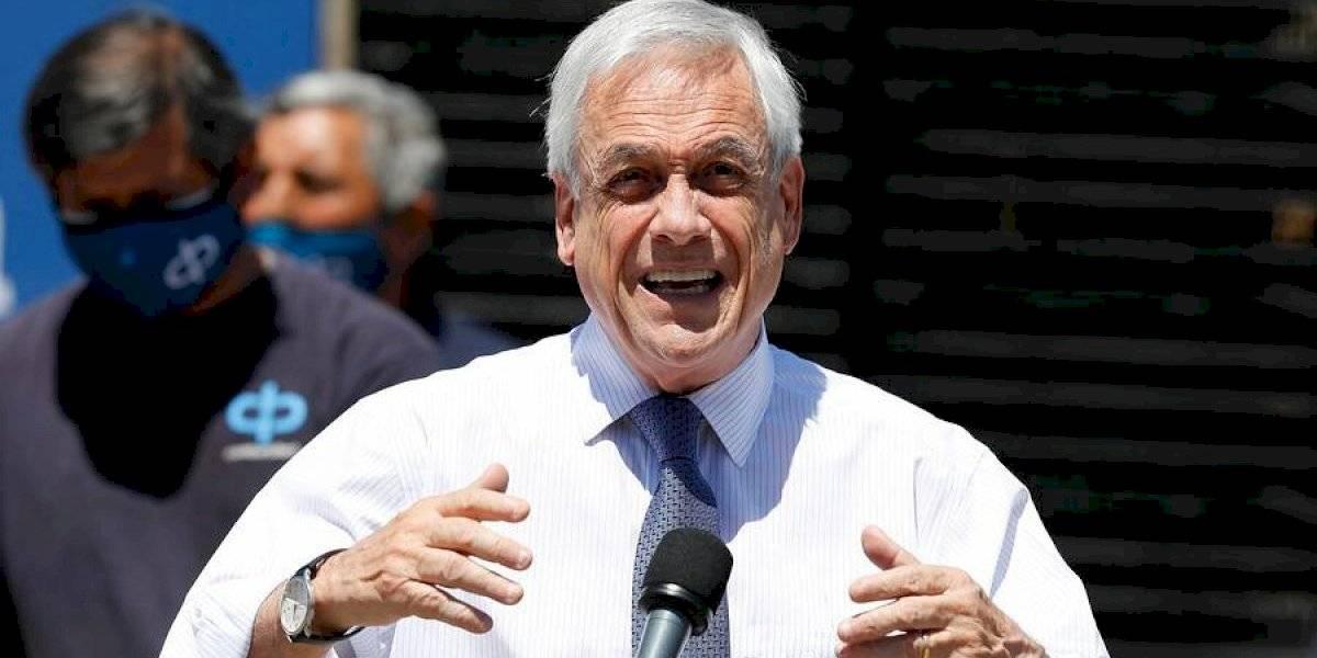 """La advertencia del diputado Bianchi a Piñera: """"Ni sus brazos cortos, ni manos largas lo sacarán del fango"""""""