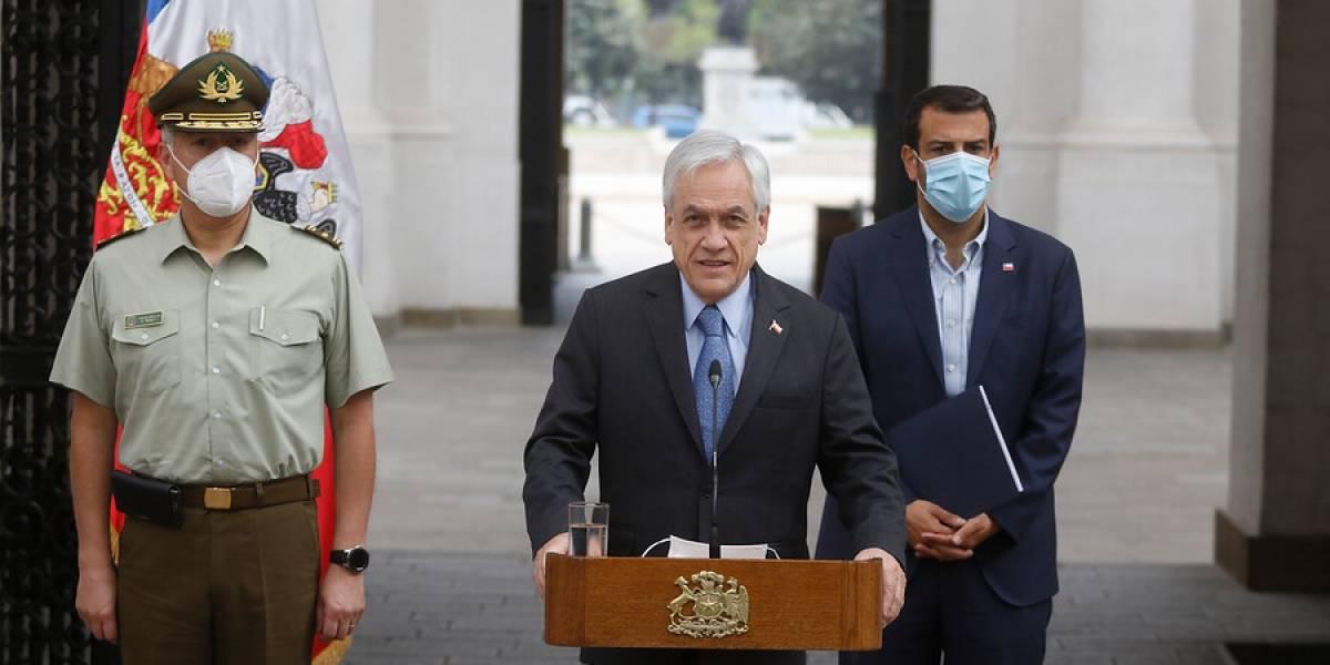 Director de Carabineros renuncia tras agresión a niños en Chile