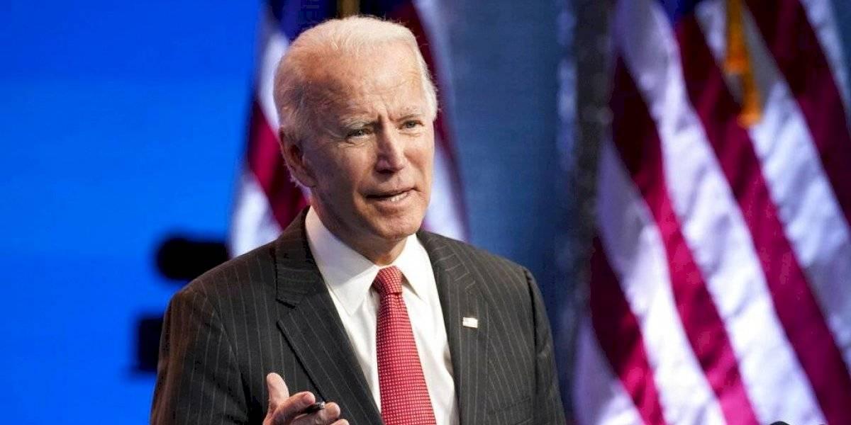 """""""Un país unido"""" será el tema de toma de posesión de Joe Biden"""