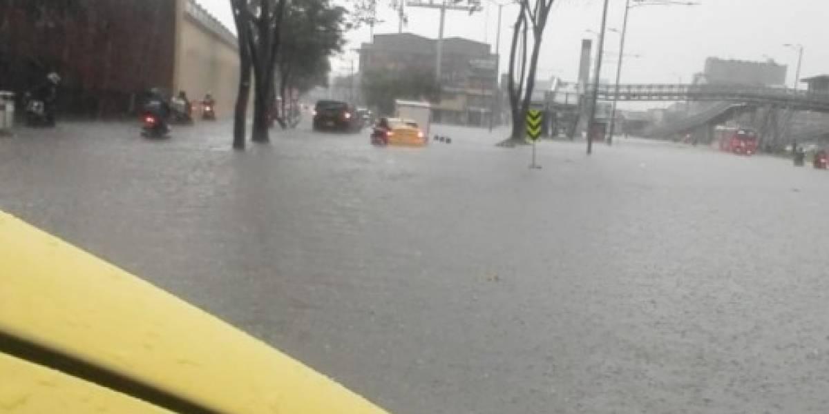 Talleres del Siete de Agosto, los más afectados por las inundaciones tras tormenta