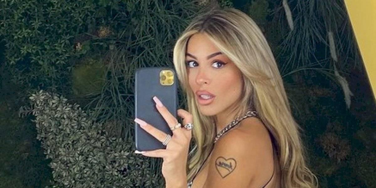 """""""Irreconocible"""" y """"copiona"""": El retoque facial de Oriana Marzoli que no causó mucha gracia entre sus seguidores"""