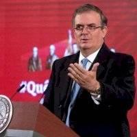 Investigación a Cienfuegos sigue y México no defendió a una persona, afirma Ebrard