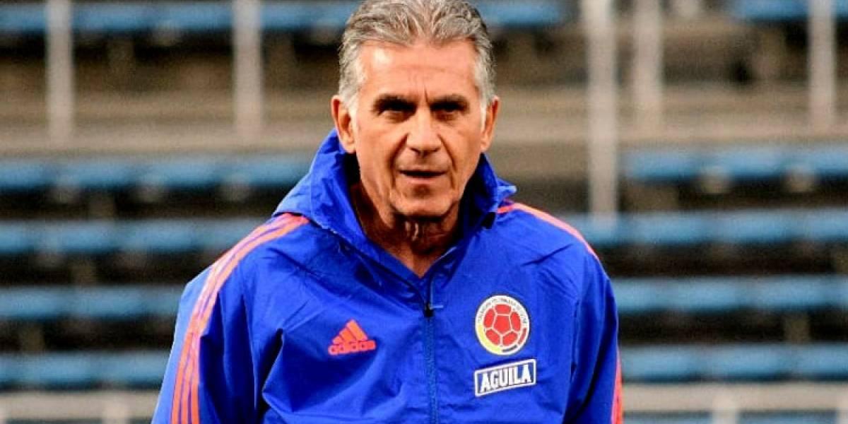 Colombia oficializaría la salida de Carlos Queiroz luego de la paliza que le propinó la 'Tri'