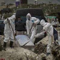 ¿Cómo evoluciona pandemia en México a punto de llegar a 100 mil muertes?