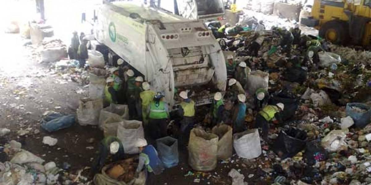 Un reciclador de basura falleció en el interior de la Estación de Zámbiza