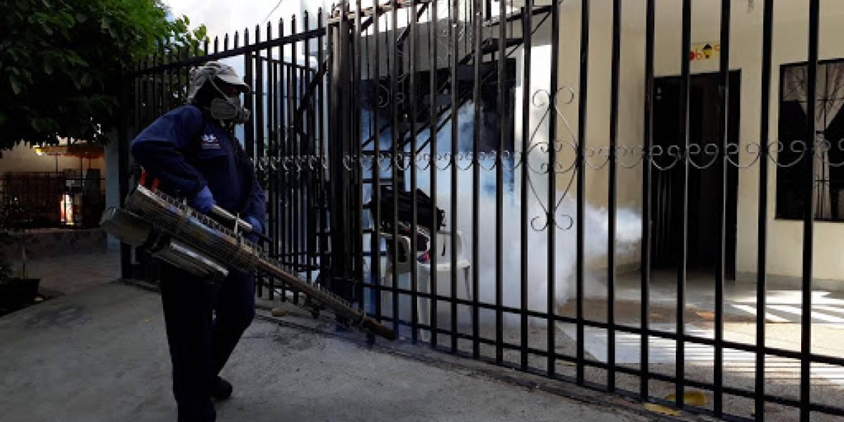 Hombre falleció intoxicado tras fumigar su casa con sustancias químicas
