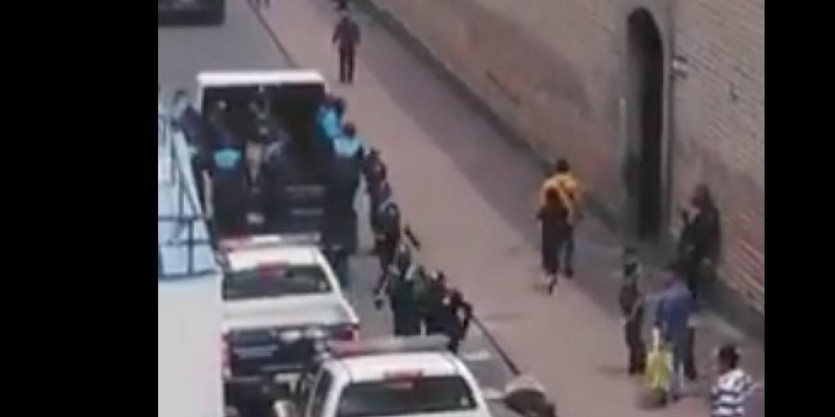 Denuncian en Quito que agentes del Municipio habrían agredido a una mujer: el Alcalde se pronunció