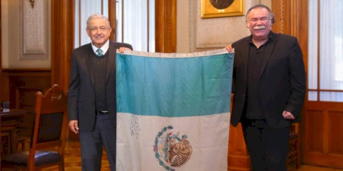 AMLO se reúne con Jesús Ochoa y recuerda movimiento de 2006