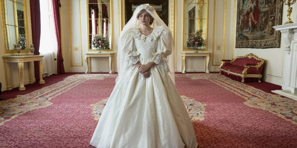 """""""The Crown"""": Lady Di nuevamente opaca a la familia real"""