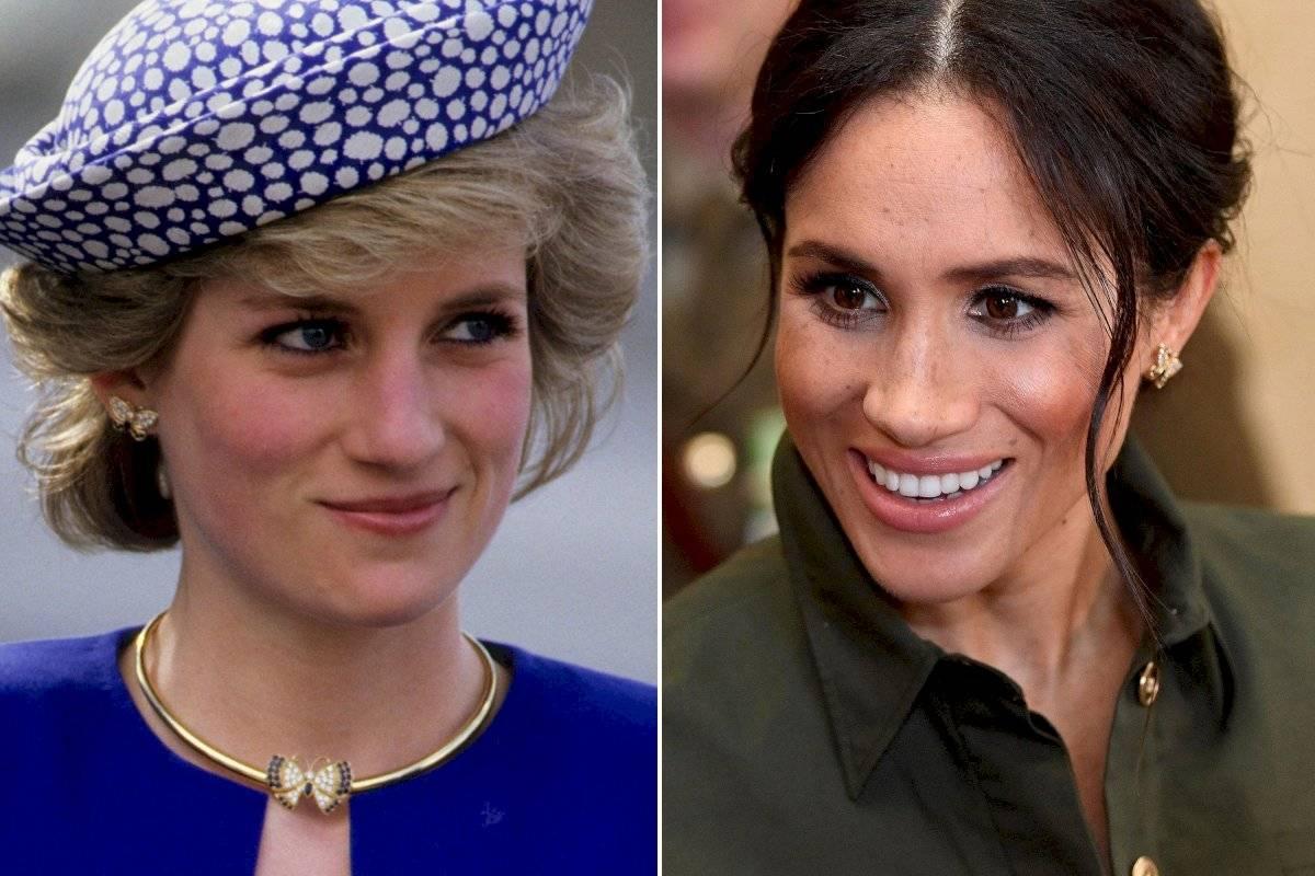 Comparar la rebeldía de Diana de Gales con la de Meghan Markle es prácticamente imposible