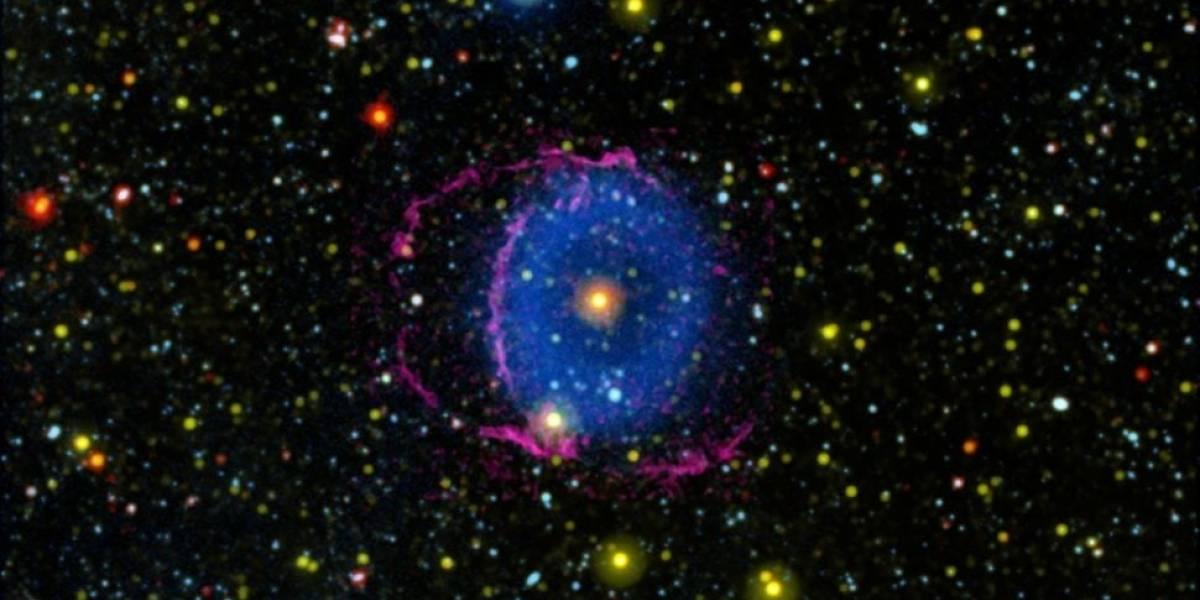 Tardaron 16 años pero finalmente un estudio indica que se resolvió el misterio de la Nebulosa Azul