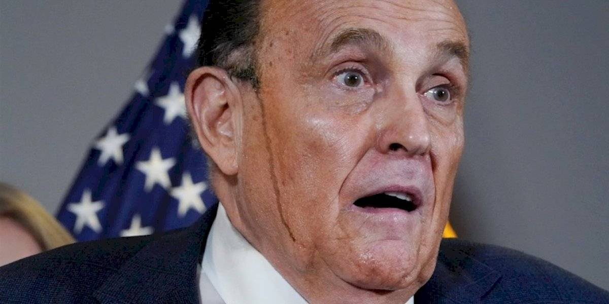Tribunal en NY suspende licencia de abogado a Rudy Giuliani por sus mentiras sobre la elección presidencial