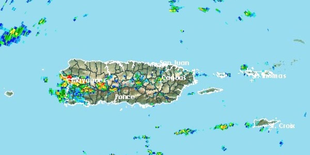 Advertencia de inundaciones para municipios del oeste