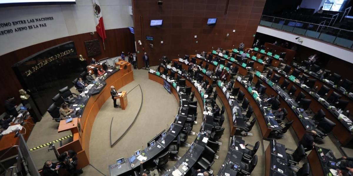 Senadores aprueban desaparecer el fuero presidencial