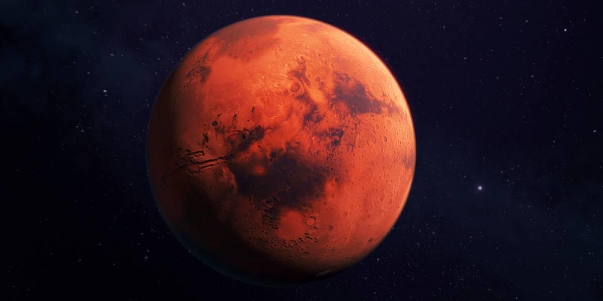 Marte en tu celular: así puedes tener los sonidos del planeta rojo