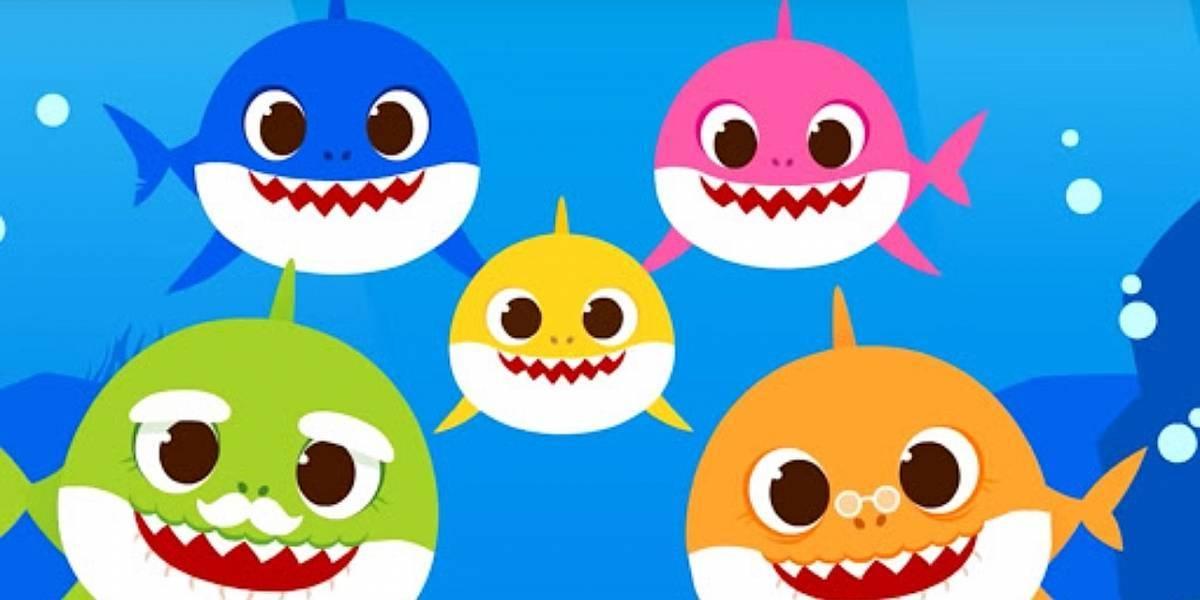 """El perturbador origen de la famosa canción """"Baby Shark"""""""