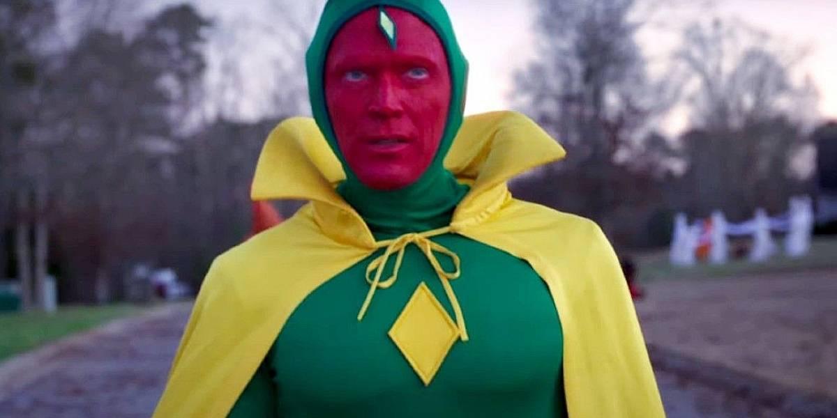 Avengers: Vision tiene un pene con un color y características peculiares