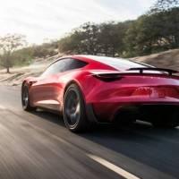 El nuevo modelo que viene del Tesla Roadster ya apareció en Los Simpson y pertenece a una famosa estrella de Hollywood
