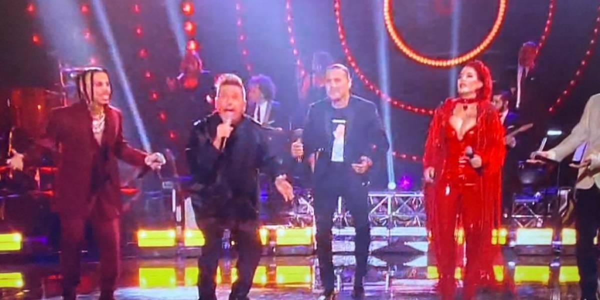 Victor Manuelle, Ivy Queen y más rinden homenaje a Héctor Lavoe en los Latin Grammys