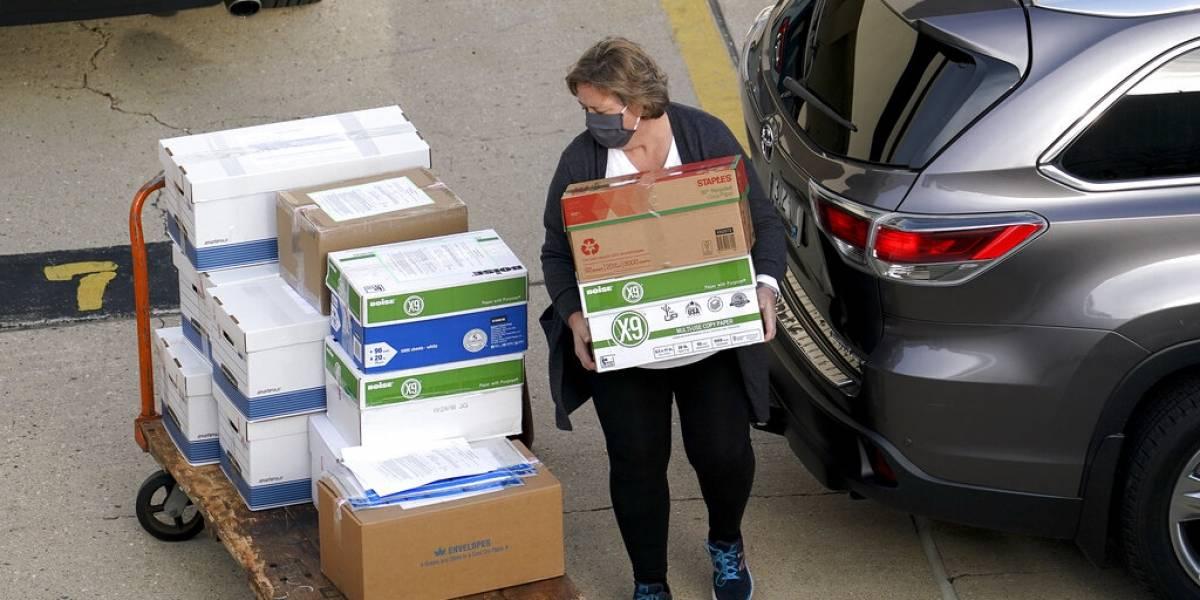 Wisconsin emite órdenes para realizar recuento de votos en dos condados