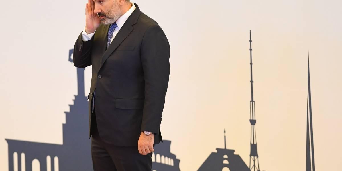 Armenia.- Pashinián cesa al ministro de Defensa en plena polémica por el acuerdo de alto el fuego con Azerbaiyán