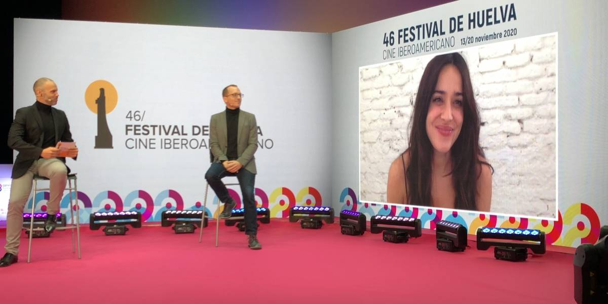 """Latinoamérica.- Macarena García, Premio Luz, defiende que ha llegado el momento de """"tratar a la cultura como se merece"""""""