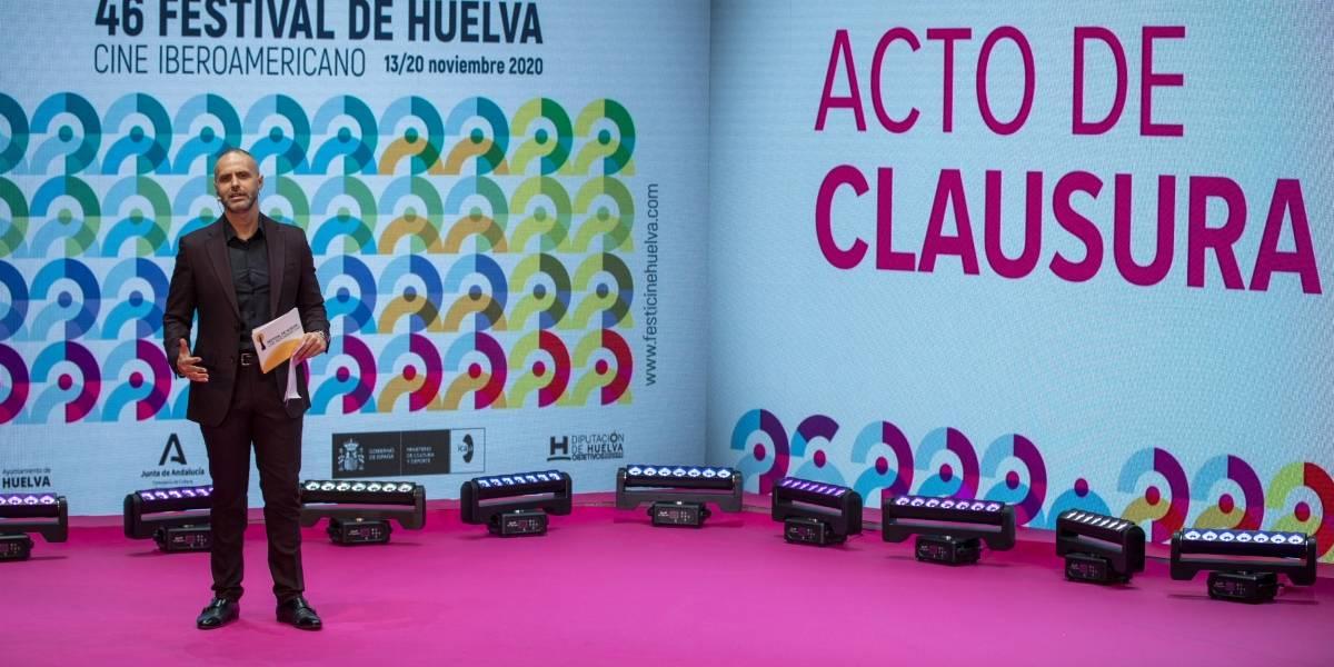 Uruguay.- Huelva.- AMP.- La película 'Planta Permanente' se alza con el Colón de Oro en la 46 edición del Festival de Huelva