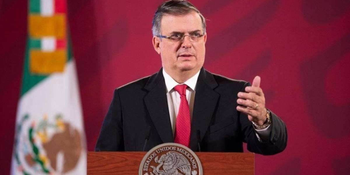 """México.- El ministro de Exteriores de México dice que sería """"casi suicida"""" no investigar a Cienfuegos por narcotráfico"""