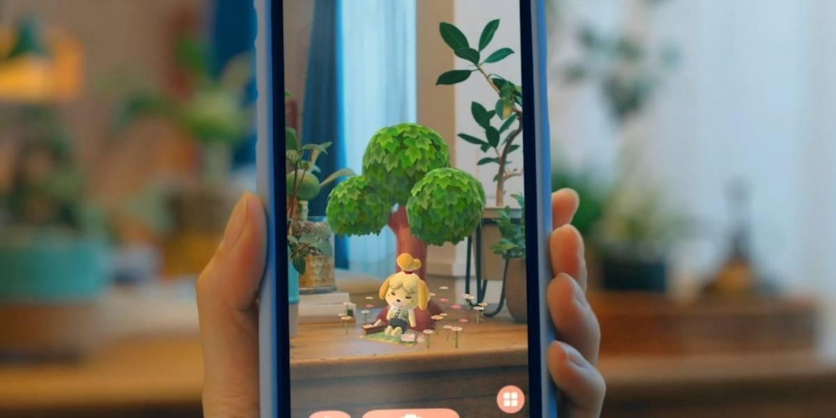 Portaltic.-Animal Crossing: Pocket Camp añade funciones en realidad aumentada en su última actualización