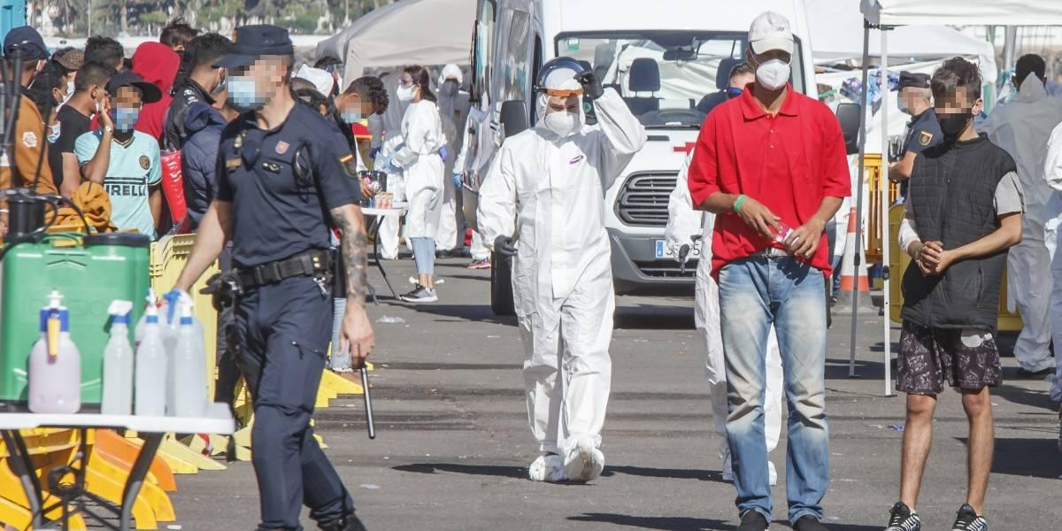 España.- La ONU estima que más de 500 migrantes han muerto intentando llegar a Canarias este año