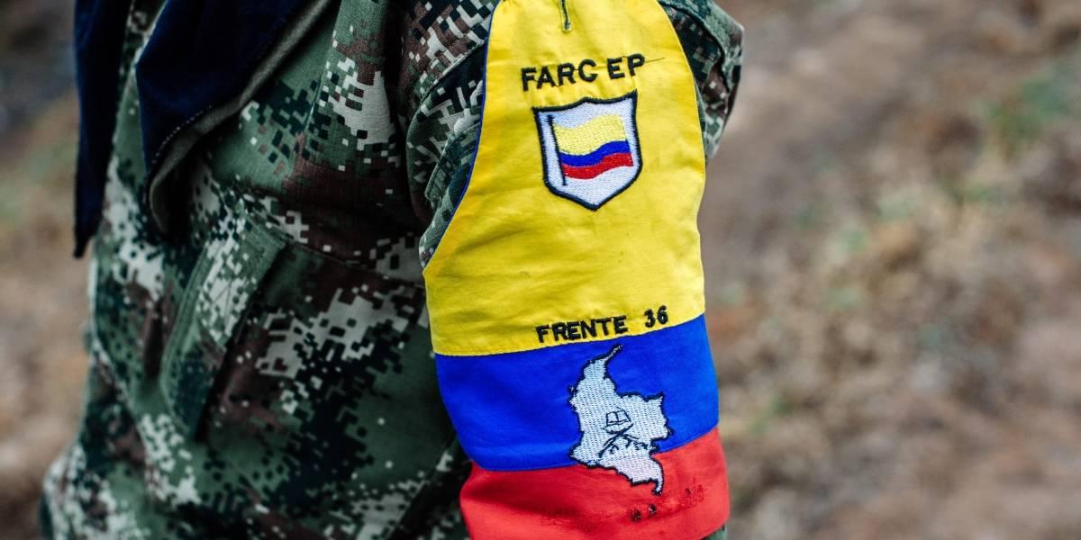 Colombia.- Capturado 'Álvaro Boyaco', un líder de las disidencias de las FARC acusado de la muerte de líderes sociales