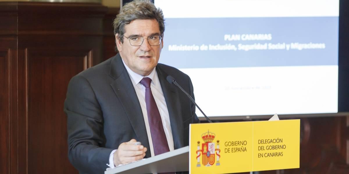 España.- El Gobierno anuncia 7.000 plazas de acogida para inmigrantes en Canarias