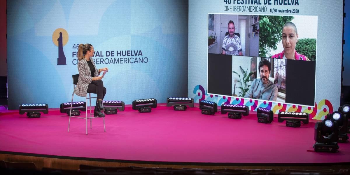 """Uruguay.- Huelva.- El ganador del Colón de Oro a la Mejor Película ve """"hermoso"""" que se premie a cintas con un mensaje de cambio"""