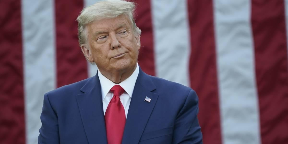 """EEUU.- La Casa Blanca evita decir cuándo reconocerá Trump su derrota e insiste en que hay """"un litigio en curso"""""""