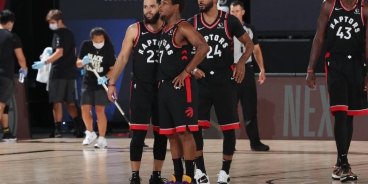 Baloncesto/NBA.- Los Raptors comenzarán la temporada NBA en Florida por culpa de la pandemia