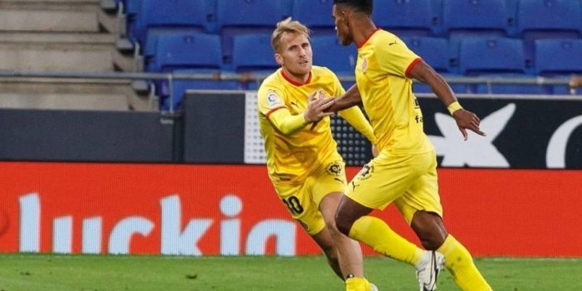 Fútbol/Segunda.- (Crónica) El Girona frena al Espanyol con una remontada exprés