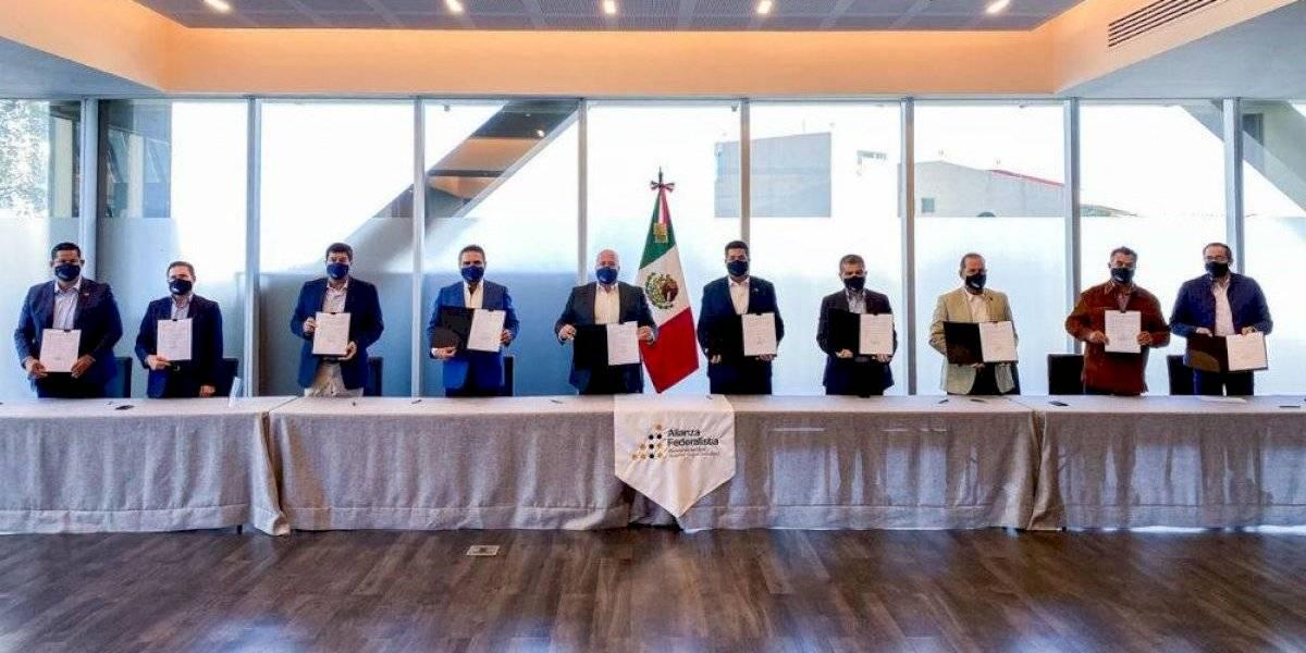 Alianza Federalista lanza en Guadalajara plataforma para atraer inversión a México