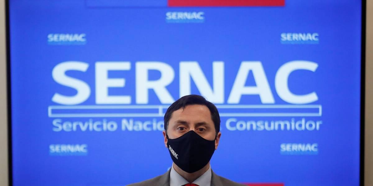 Sernac presenta demandas colectivas contra Falabella y Paris por problemas en compras online durante pandemia