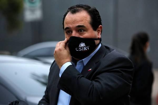 """Subsecretario Galli aclara dichos por """"utensilios"""" y anuncia querella contra detenidos por amenazas a Chong"""